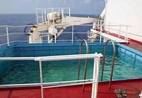 Swimming pool onboard Iver Expert